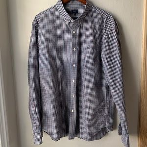 J. Crew Button Down Shirt Size XL